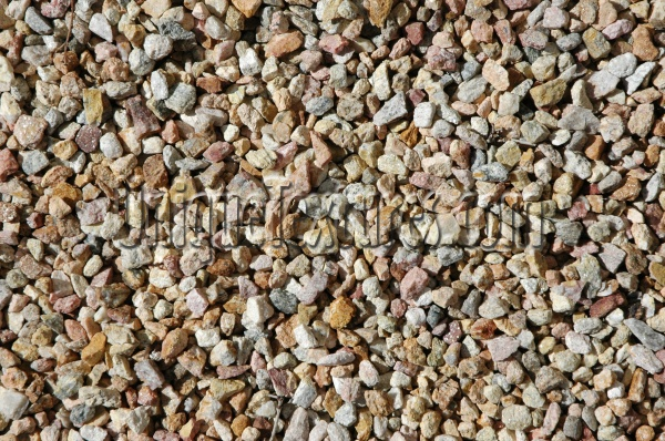 gravel floor rough industrial architectural natural stone tan/beige