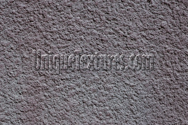 wall rough architectural stucco/plaster purple