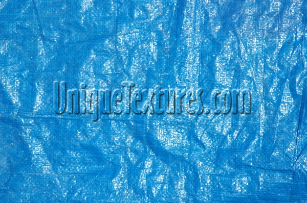 canvas pattern wrinkled industrial fabric plastic blue