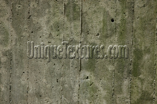 stained industrial concrete gray