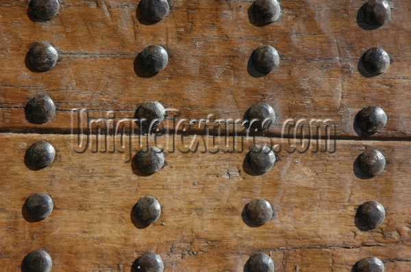 door fastener spots industrial wood dark brown