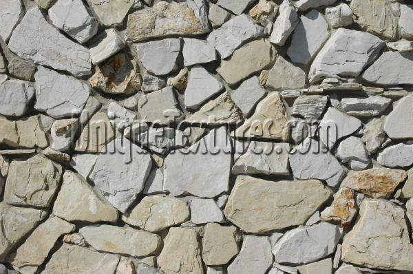 fence pattern architectural stone gray