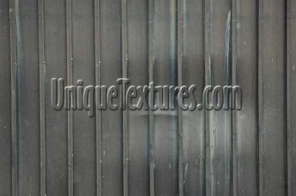 fence vertical stained industrial metal black