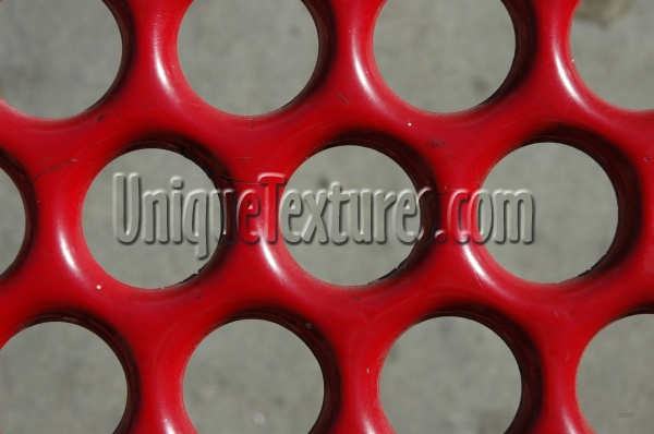 spots shadow industrial   metal red