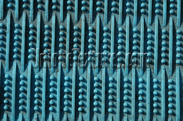 pattern shadow dirty industrial rubber blue