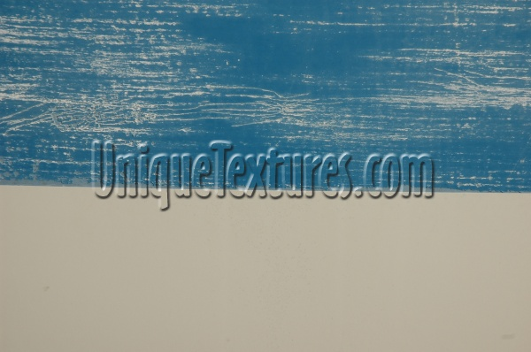 blue multicolored fiberglass marine scratched horizontal