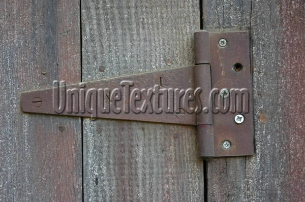 door fixture fastener horizontal rusty industrial architectural metal  dark brown