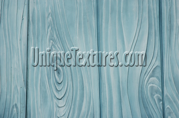 wall vertical fake architectural wood blue