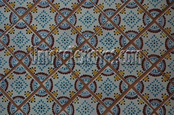 wall diamonds architectural tile/ceramic multicolored