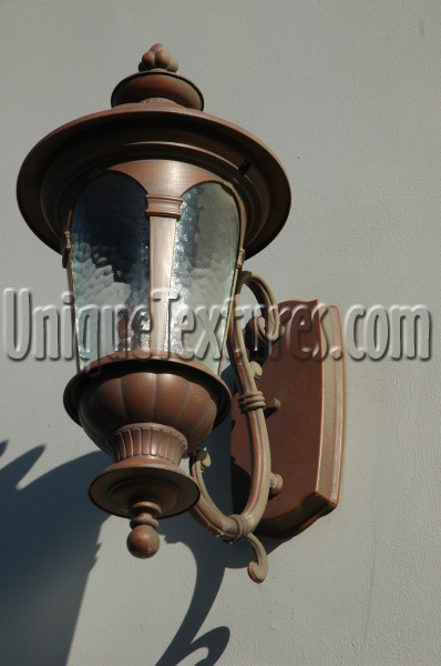 art/design architectural glass tan/beige shadow fixture