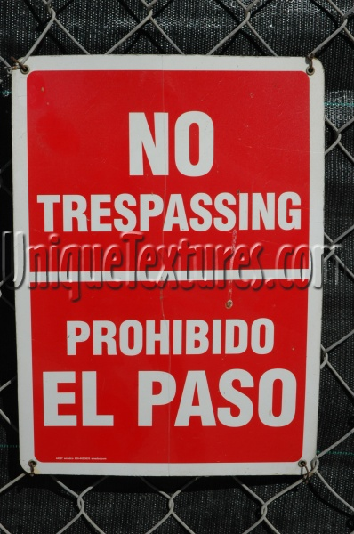 Uniquetextures background texture red white plastic - Prohibido el paso ...