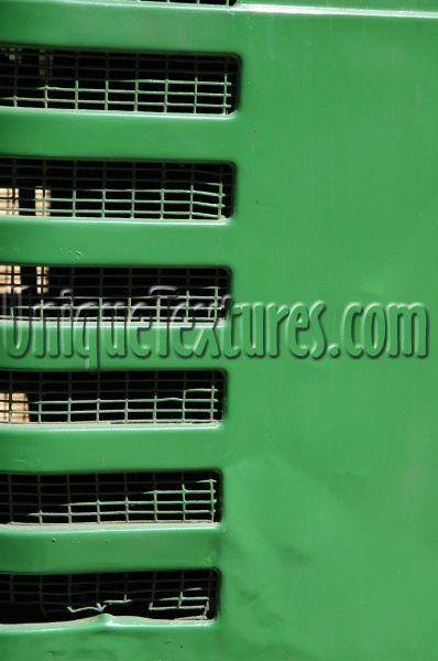 industrial metal paint green agricultural