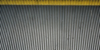 stairs pattern grooved shiny architectural metal metallic