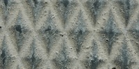 manhole diamonds pattern weathered bleached industrial metal gray