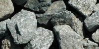 shadow gravel rough industrial architectural natural stone gray