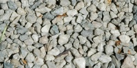 gravel floor rough industrial architectural natural stone gray