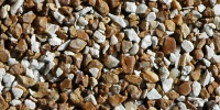 gravel floor rough industrial natural stone dark brown