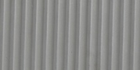 vertical pattern grooved industrial   metal gray
