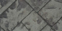 floor rectangular architectural stone gray