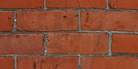 floor rectangular    architectural brick red