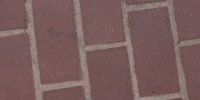 floor pattern architectural   brick red