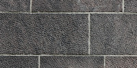 wall rectangular industrial concrete gray