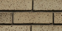 wall rectangular    architectural brick tan/beige