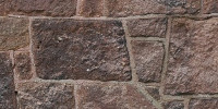 architectural brick   stone dark brown