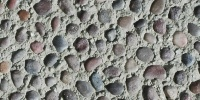gravel floor spots architectural concrete gray