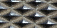 manhole diamonds pattern grooved shiny industrial metal metallic