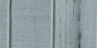 boards fence wall vertical grooved weathered bleached architectural wood paint white