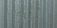 vertical pattern grooved galvanized industrial metal metallic