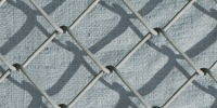 fence diamonds pattern shadow industrial metal gray