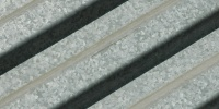 angled grooved shadow galvanized industrial metal metallic