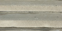 stairs horizontal weathered architectural concrete gray