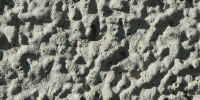 wall rough architectural stucco/plaster gray
