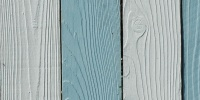 boards fence vertical pattern architectural wood paint vibrant multicolored white blue