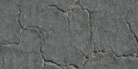 street cracked/chipped vehicle asphalt black
