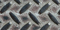 manhole diamonds pattern industrial metal gray