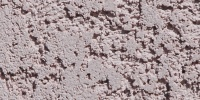 wall rough architectural stucco/plaster pink