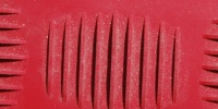 pattern industrial rubber red