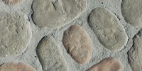 gray stone architectural floor