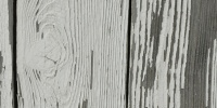 fence boards vertical cracked/chipped weathered architectural wood paint white gray