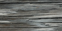 gray wood architectural weathered horizontal fence