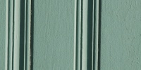 green wood architectural grooved vertical fence