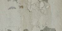 white paint metal industrial weathered cracked/chipped random