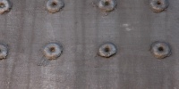 gray metal industrial galvanized pattern spots fastener