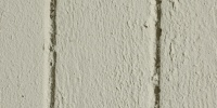 boards fence vertical grooved dirty architectural wood paint white
