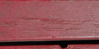 boards furniture horizontal weathered architectural wood paint red