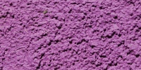 purple stucco/plaster architectural rough random wall